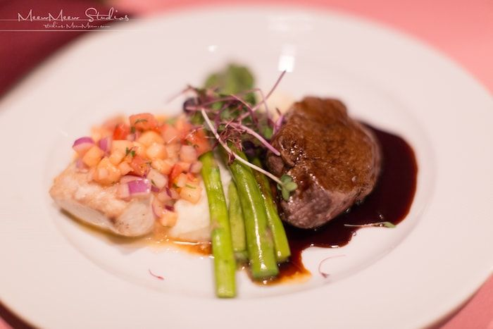 Steak & Seafood Entree Thumbnail