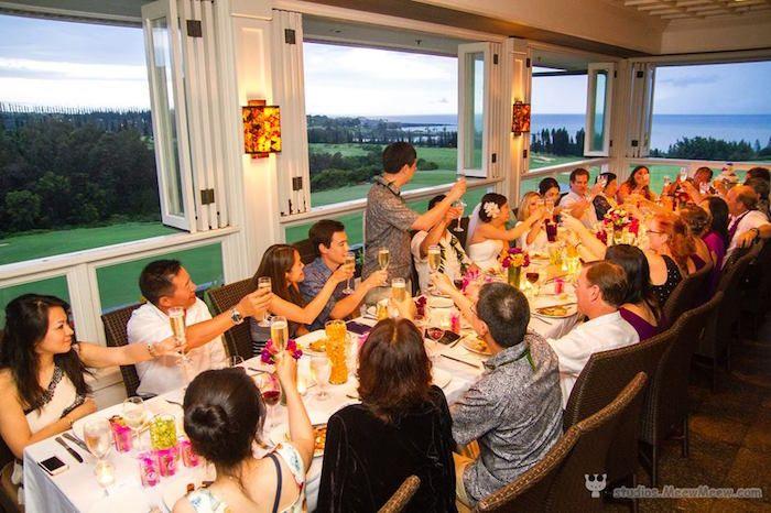 Wedding Reception Dinner Thumbnail