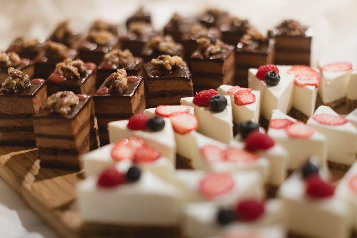 Bite Size Desserts Thumbnail