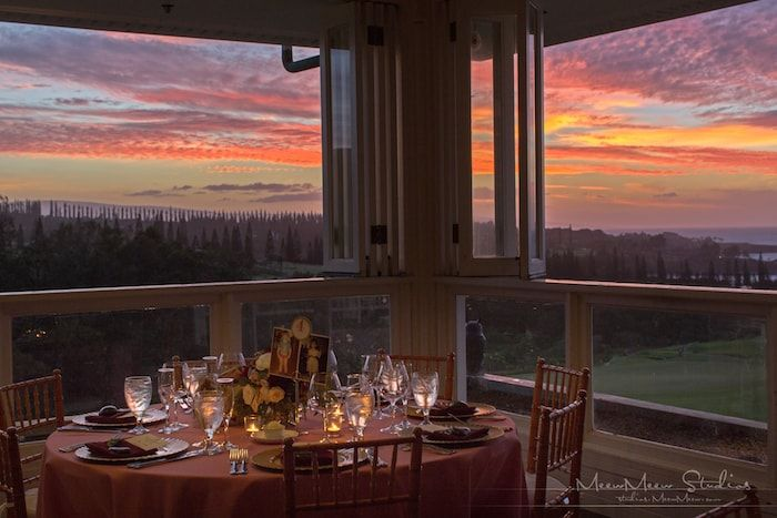 Sunset Views from Main Dining Room Thumbnail
