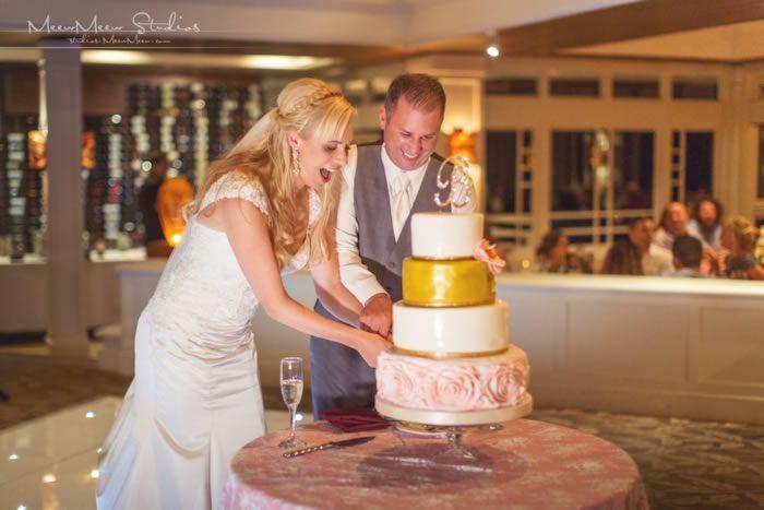 Wedding Cake Cutting Thumbnail